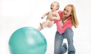 Гимнастика для грудничков (видео)