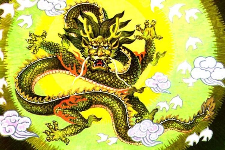 Значение Дракона в фэн-шуй