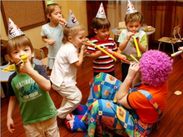 устраиваем детский праздник дома