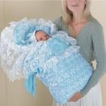 Комплект для новорожденных на выписку