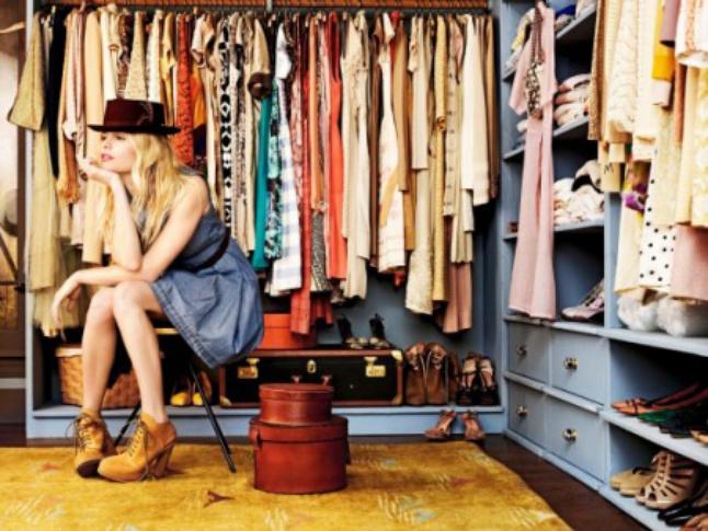 Идеальный гардероб женщины