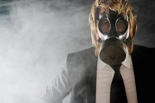 Очистить воздух от табачного дыма