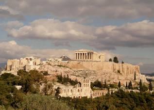 Путешествие в Древнюю Грецию