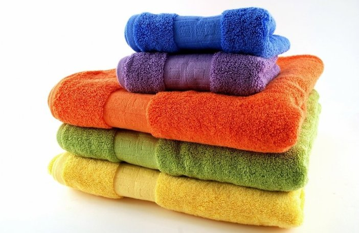 махровое-полотенце