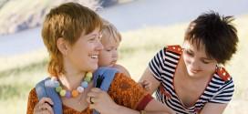 Слинг-рюкзак – переноси детей в комфорте