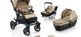 Плюсы прогулочной коляски для ребенка