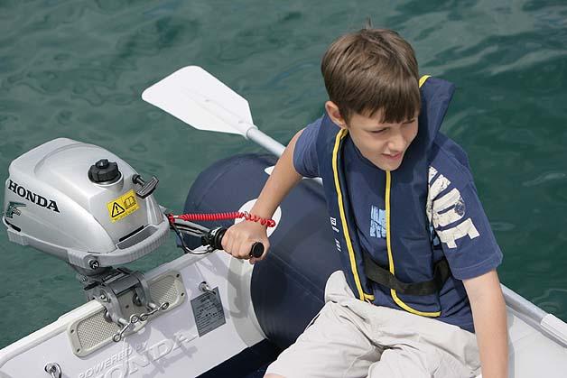 Как подобрать мотор для лодки