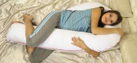 Виды подушек для беременных: U-образные, «бумеранг», «рогалик»
