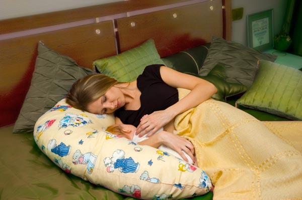 Преимущества подушки для беременных