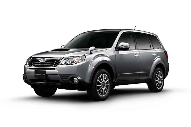 Всевозможные комплектации автомобиля Subaru