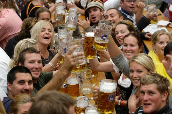 Знаменитые пивные фестивали
