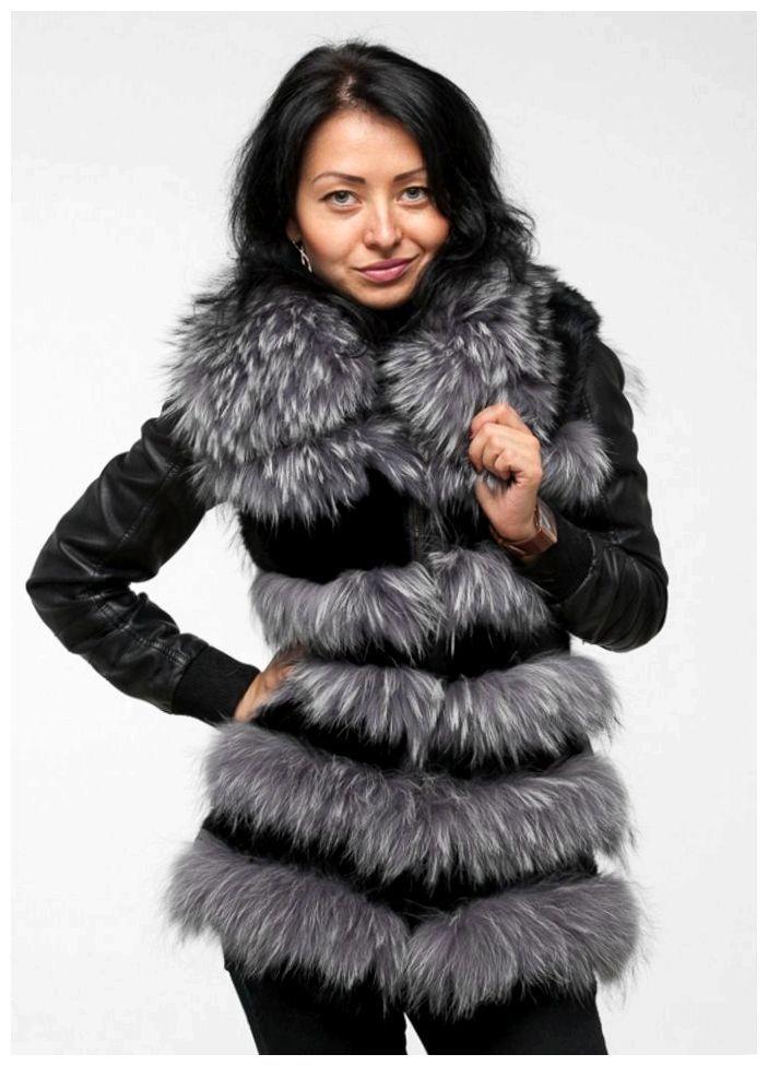 Выбираем женскую жилетку на зиму