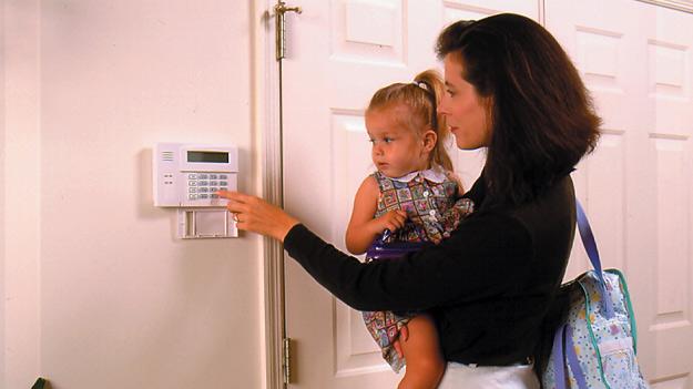 Установка сигнализации для квартиры