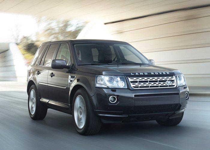 автомобиля Land Rover ТО-А Freelander II
