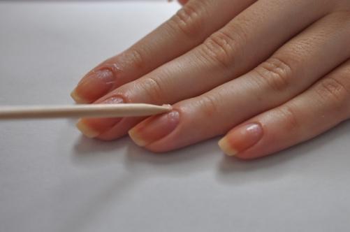 Инструменты для моделирования ногтей акрилом