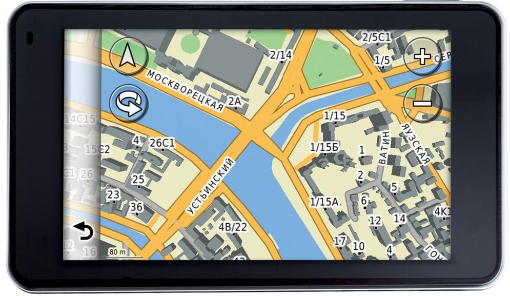 Плюсы карты водителя на смартфоне