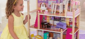 Кукольные домики – отличная развивающая игра для девочки