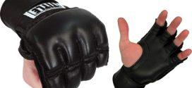 Виды снарядных перчаток