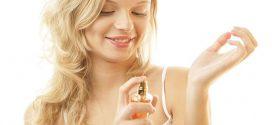 Правила нанесения парфюмерной воды