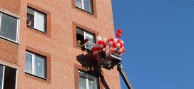 Сделайте предложение с помощью… шариков!