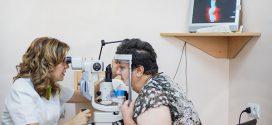 Ведение учета в глазном центре