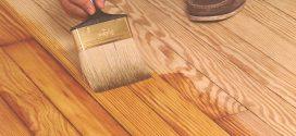 Плюсы полиуретанового лака для мебели