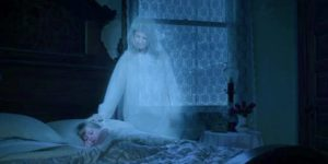 увидеть призрака