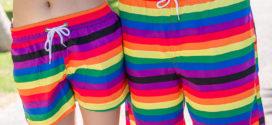 Выбираем модные мужские и женские пляжные шорты