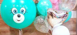 Какие заказать шарики на день рождения?